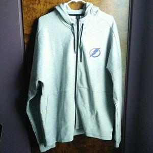 NWT Adidas Tampa Bay Lightning Hoodie Size XL